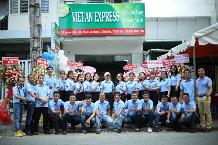 Vận chuyển quốc tế - Việt An Express