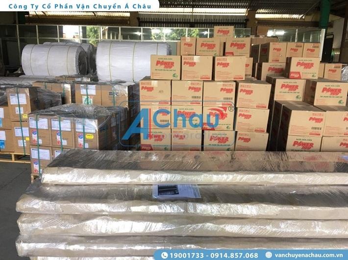 CTCP vận chuyển Á Châu