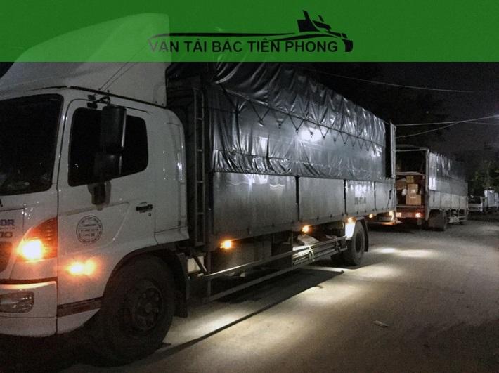 Vận chuyển Bắc Nam - Công Ty vận tải Bắc Tiên Phong