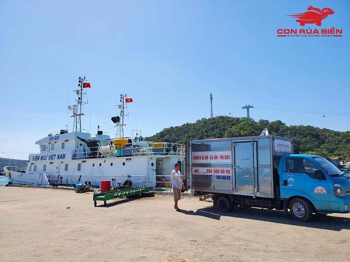 Công Ty dịch vụ vận chuyển hàng hóa con rùa biển