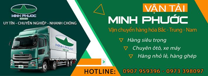 Vận chuyển Bắc Nam - Công Ty Minh Phước