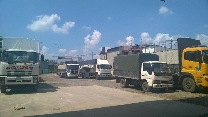 Công Ty vận tải Quý Long