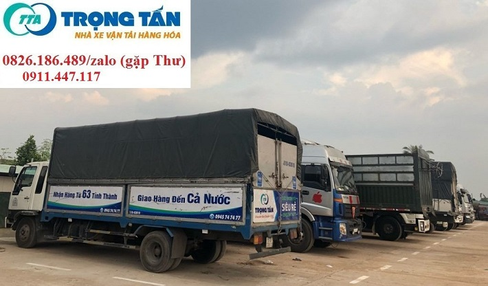 Vận chuyển Bắc Nam - Công Ty TNHH DV Vận tải Trọng Tấn