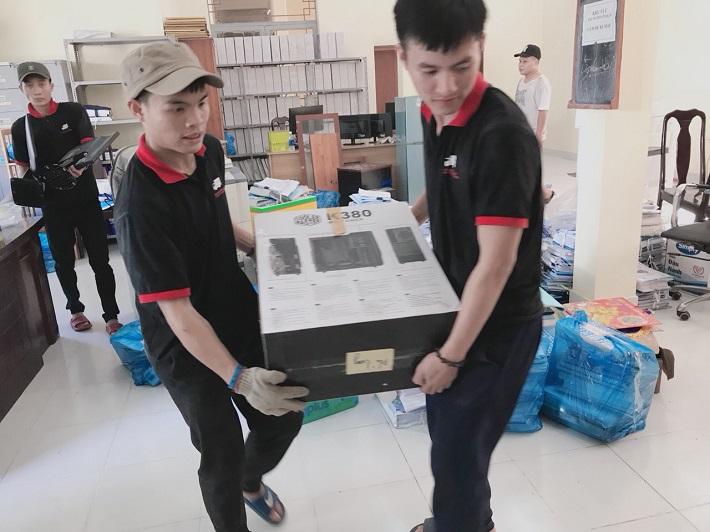 Xe tải chuyển nhà Đà Nẵng - Dịch vụ chuyển nhà Đà Nẵng 24H   Nguồn từ trang web xechohangdanang.vn