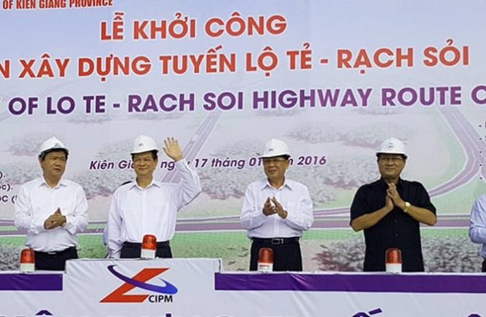 Cửa hàng vật liệu xây dựng - Công Ty Thái Châu   Nguồn từ trang web thaichau.vn
