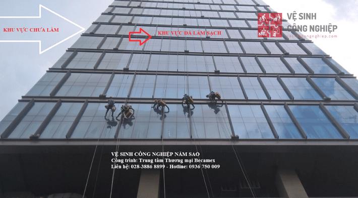 Công Ty TNHH Vệ sinh Công nghiệp Năm Sao | Nguồn từ trang web vesinhcongnghiep.com