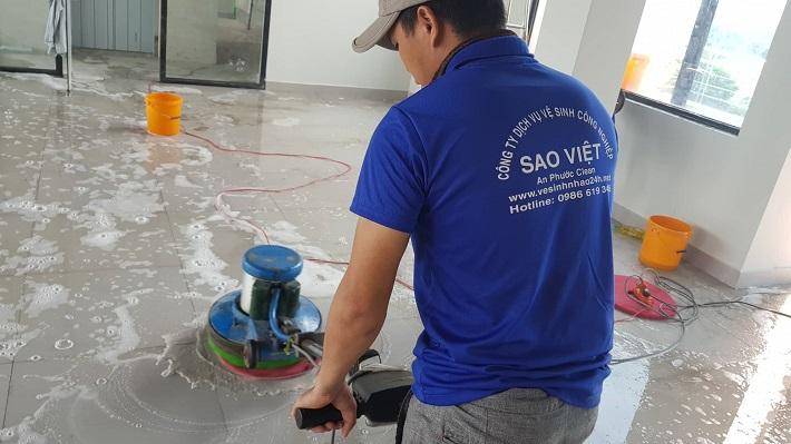 Dịch vụ vệ sinh công nghiệp - Dịch vụ vệ sinh công nghiệp Sao Việt | Nguồn từ trang web vesinhnhao24h.net