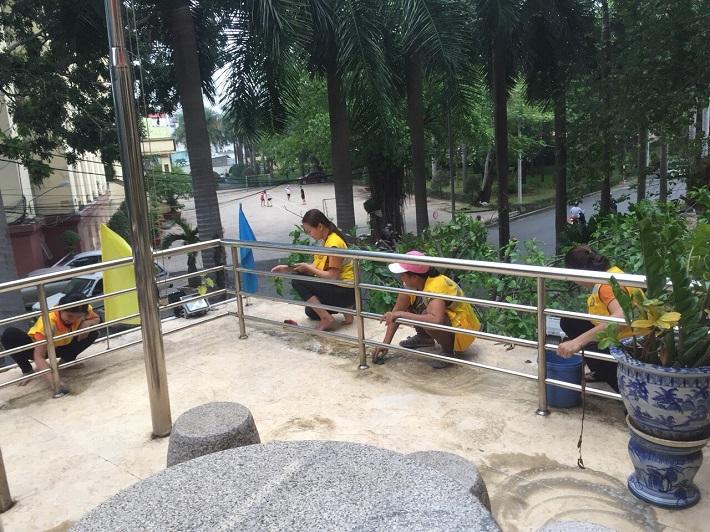 Dịch vụ vệ sinh công nghiệp - Công Ty VSCN Môi Trường Xanh | Nguồn từ trang web vesinhcongnghiep247.org