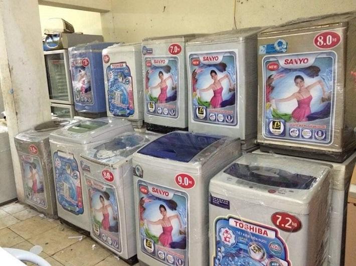 Dịch vụ Vệ sinh máy giặt - Trung tâm điện lạnh Hoàng Long | Nguồn từ trang web dienlanhhoanglong.net