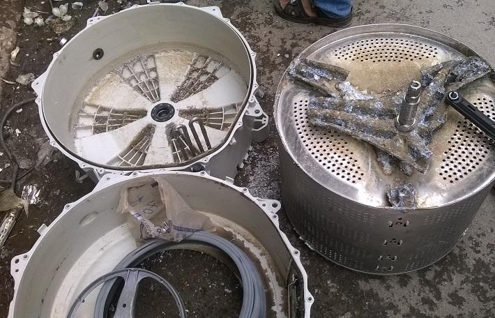 Dịch vụ vệ sinh máy giặt - Điện Lạnh Số Đỏ | Nguồn từ trang web dienlanhsodo.com