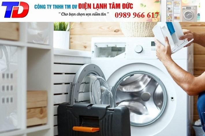 Dịch vụ Vệ sinh máy giặt - Điện Lạnh Tâm Đức | Nguồn từ trang web dienlanhtamduc.com