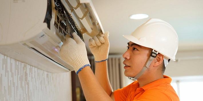 Dịch vụ vệ sinh máy lạnh - bTaskee | Nguồn từ trang web btaskee.com