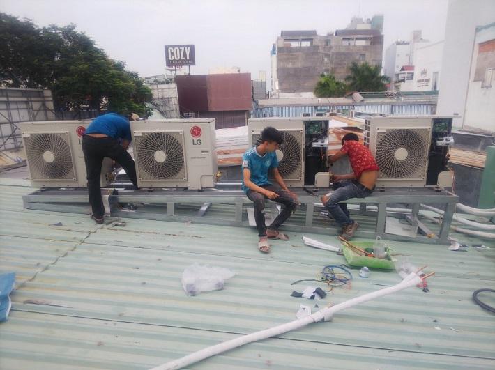 Công Ty Điện Lạnh Gia Hân | Nguồn từ trang web dienlanhtainha.com