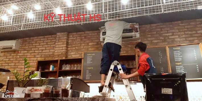 Dịch vụ vệ sinh máy lạnh - Dịch Vụ Vệ Sinh Máy Lạnh HS
