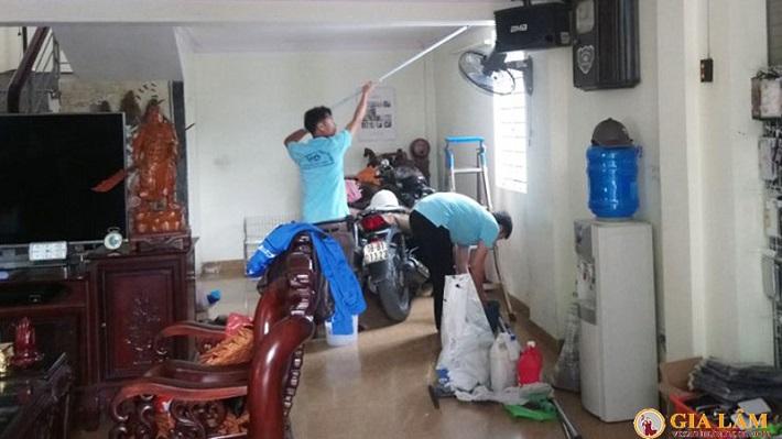 Dịch vụ dọn vệ sinh theo giờ - Công Ty Vệ Sinh Gia Lâm | Nguồn từ trang web vesinhnhahcm.com