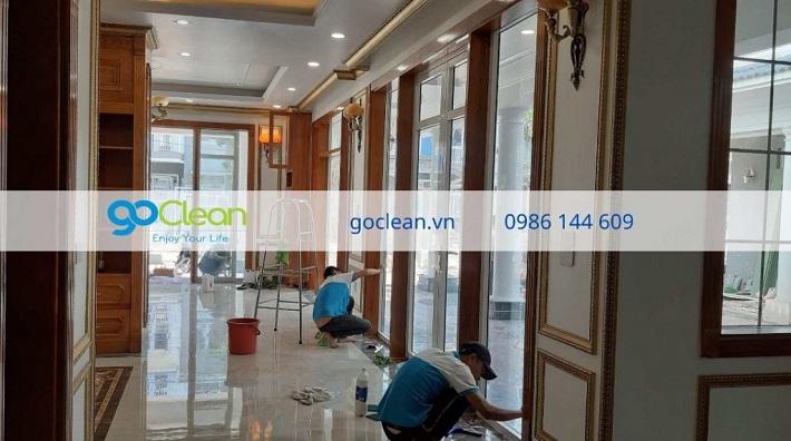 Dọn Vệ Sinh Theo Giờ Go Clean | Nguồn từ trang web goclean.vn