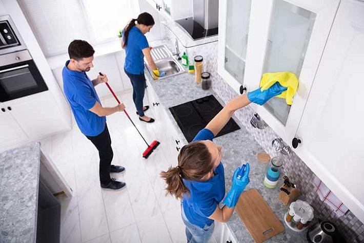 Dịch vụ dọn vệ sinh theo giờ - Dịch vụ dọn vệ sinh VSN | Nguồn từ trang web vesinhnhanh.vn
