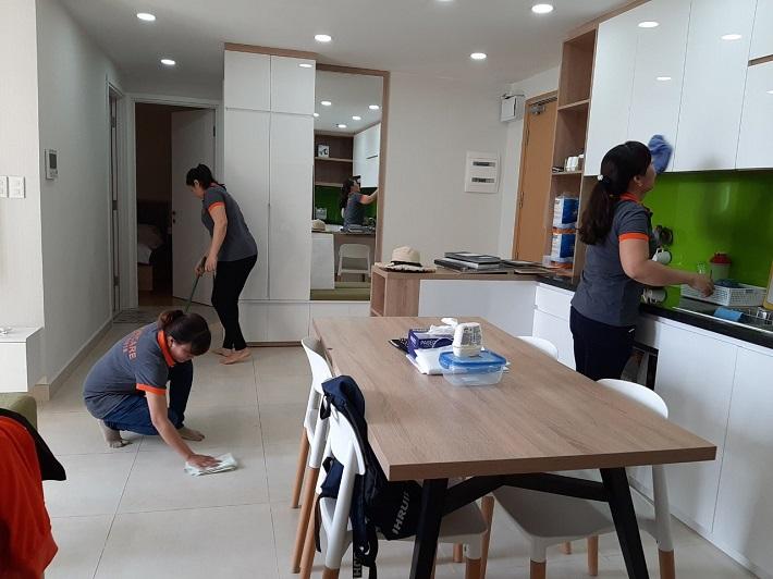 Vệ sinh nhà Sài Gòn - Your Care | Nguồn từ trang web vesinhnhasaigon.net