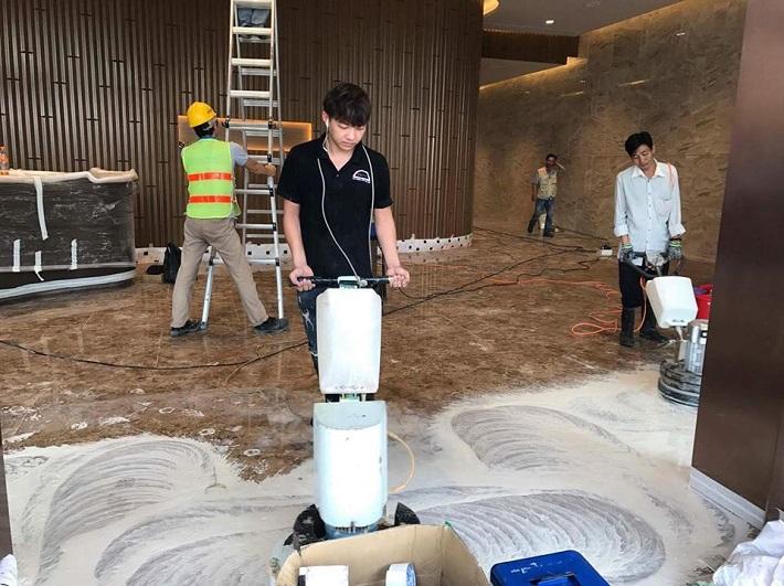 Dịch vụ vệ sinh văn phòng - Sun City   Nguồn từ trang vesinhsuncity.com