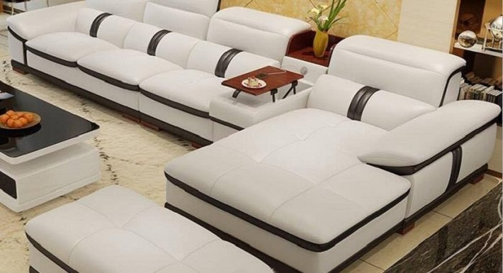 Giặt sofa tại nhà Hóc Môn - Vệ sinh Anh Thư