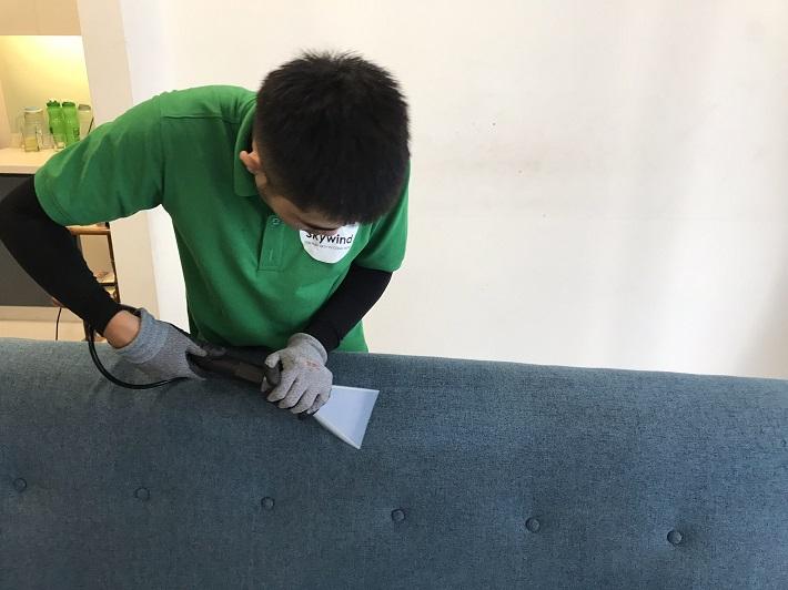 Giặt sofa tại nhà Thủ Đức - Giặt ghế sofa chuyên nghiệp SKYWIND | Nguồn từ trang skywind.vn