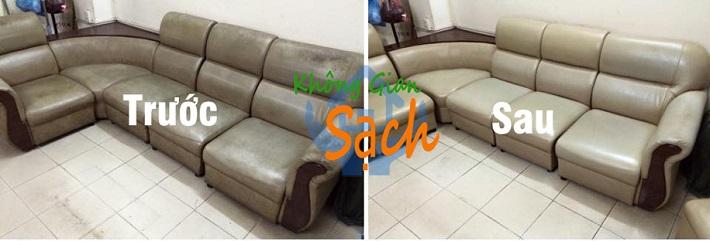 Giặt sofa tại nhà Hóc Môn - Khonggiansach.vn | Nguồn từ trang khonggiansach.vn