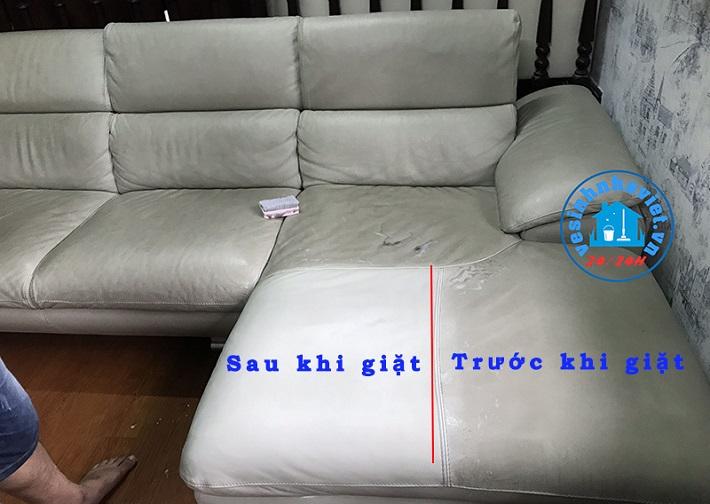 Giặt sofa tại nhà Quận 12 - GIDIVI | Nguồn từ trang vesinhnhaviet.net
