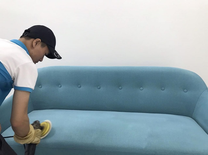 Giặt sofa tại nhà Quận 3 - Dịch vụ vệ sinh GoClean   Nguồn từ trang giatsofa.vn