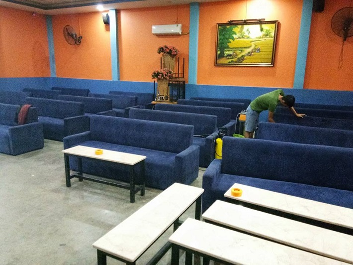 Giặt sofa tại nhà Quận 8 - Hoàng Vũ Phong (Hình minh họa) | Nguồn từ trang dichvuvietnhat.com