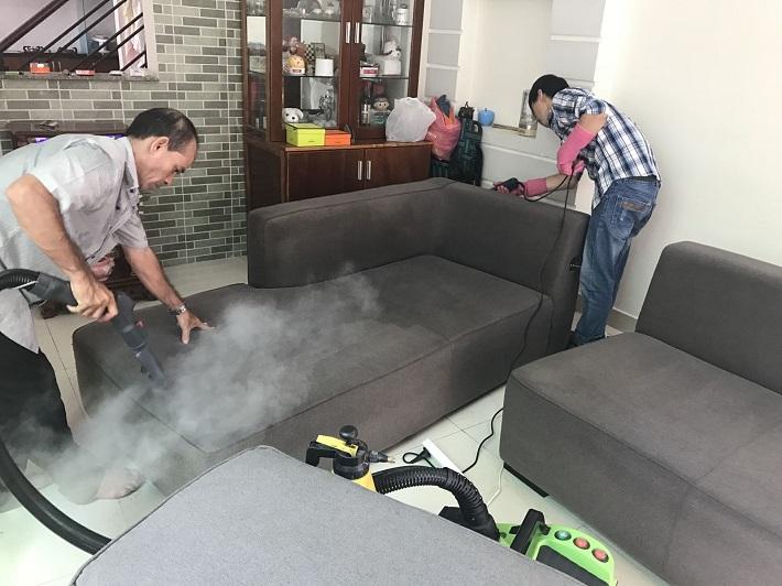 Giặt sofa tại nhà Gò Vấp - Vệ Sinh Việt   Nguồn từ trang vesinhviet.net