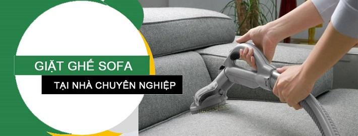 Giặt sofa tại nhà Phú Nhuận - Công Ty Vệ sinh công nghiệp Bảo Linh   Nguồn từ trang vesinhnem.com