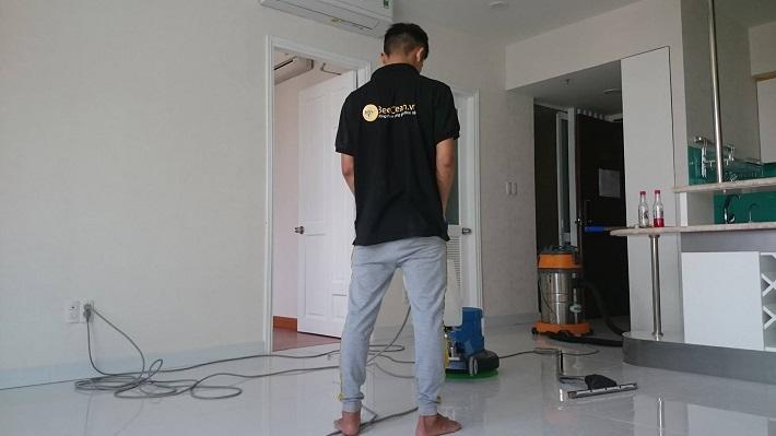 Dịch vụ vệ sinh Bee Clean   Nguồn từ trang web beeclean.vn