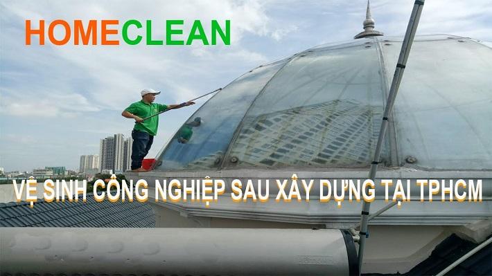 Vệ sinh nhà sau xây dựng - HOMECLEAN   Nguồn từ trang web homeclean.com.vn