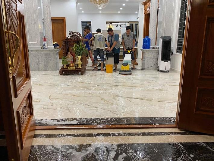 Vệ sinh công nghiệp Không Gian Xanh   Nguồn từ trang web vesinhkhonggianxanh.com