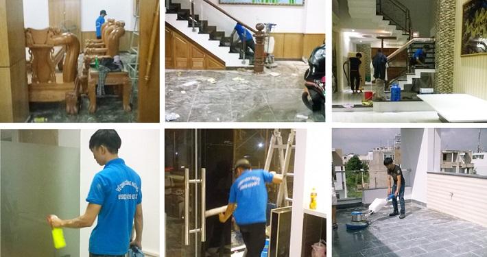 Công Ty dịch vụ vệ sinh Minh Long (Hình minh họa)   Nguồn từ trang web chuyenvesinhnha.com