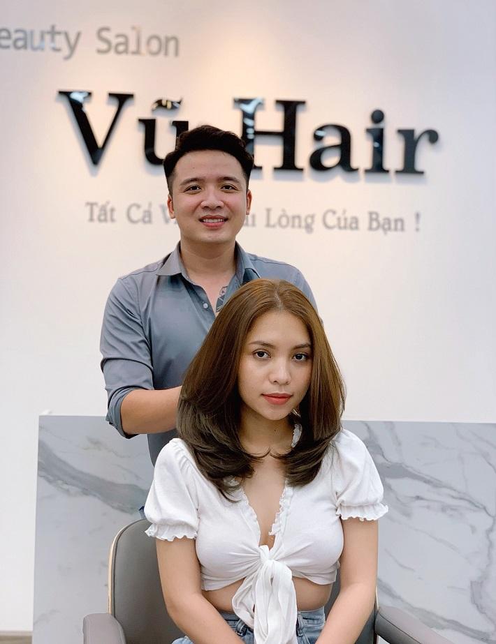 Vũ Hair Salon Thủ Đức - 1