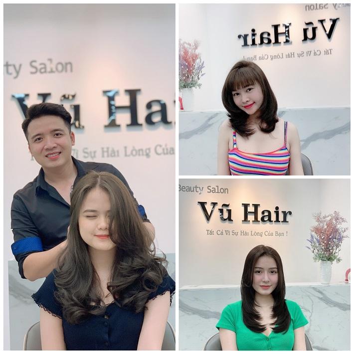 Vũ hair Salon Thủ Đức